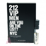 Carolina Herrera 212 VIP Men (EAU DE TOILETTE)