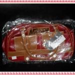 กระเป๋า micky สีแดง