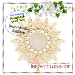 Bath & Body Works - Slatkin & Co / Scentportable Holder (Bling Sun Vent Clip)