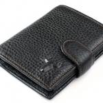 กระเป๋าสตางค์ผู้ชาย กระเป๋าสตางค์หนังวัวแท้ แบบเรียบ ๆ คลาสสิค กระเป๋าสตางค์ ใส่บัตรได้เยอะมาก มีหลาย พับ หลายช่อง ของขวัญให้แฟน สวยหรู 192081