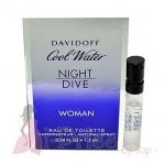 Davidoff Cool Water Night Dive Woman (EAU DE TOILETTE)
