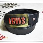 เข็มขัดหนังแท้ Levi's พร้อมหัวเข็มขัดสุดเท่ M101