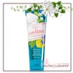 Bath & Body Works / Ultra Shea Body Cream 226 ml. (Sheer Cotton & Lemonade) *Limited Edition