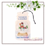 Yankee Candle / Car Jar (Sugary Sweet Snowfall)