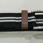 สินค้าจัดโปรโมชั่น เข็มขัดผู้ชาย เข็มขัดผ้าแคนวาส หัวสีเงิน แบบเรียบ ๆ สีน้ำตาล กากี และ สีดำ จำนวนจำกัด db001