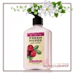 Bath & Body Works / Body Lotion 354 ml. (Fresh Picked Heirloom Cranberries) *Limited Edition