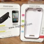 เคสแบตฯ Iphone Power Bank สำหรับIphone 4 และ 4S ความจุมากถึง 3000 mAh
