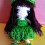 ตุ๊กตาเขียว