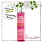 Bath & Body Works / Fragrance Mist 236 ml. (Sweet Escape - Strawberry Picnic) *Limited Edition