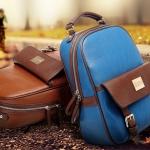 กระเป๋าเป้ กระเป๋าสะพายหลัง กระเป๋าหนัง Pu กันน้ำได้ แฟชั่น ยุโรป สไตล์ สาวย้อนยุค วินเทจ สุด ๆ กระเป๋าสะพาย สีลูกกวาด แบบคลาสสิค 336765