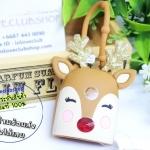 Bath & Body Works / Light-Up PocketBac Holder (Reindeer Most Wonderful) *ไม่รวมเจลล้างมือ