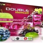 ขายถูกมาก 3xx-550บาท double stem cell ดับเบิ้ล สเต็มเซลล์ จากผลไม้ ช่วยบำรุงผิวจากภายใน บำรุงให้เซลล์ของร่างกายมีอายุยืนยาวขึ้น ซึ่งเป็นผลทำให้ชะลอเวลาอายุของผิวได้ ให้ผิวพรรณดูอ่อนเยาว์ และมีสุขภาพที่ดี