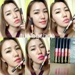 novo lip pencil ลิปหัวฟองน้ำ ลิป2หัว