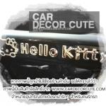 HELLO KITTY - สติ๊กเกอร์ 3D ตกแต่งที่จับประตูรถยนต์