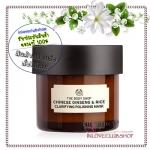 The Body Shop / Chinese Ginseng and Rice Clarifying Polishing Mask 75 ml. *Hot Item