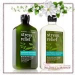 Bath & Body Works Aromatherapy / Shampoo+Conditioner 473 ml. (Stress Relief - Eucalyptus Spearmint)