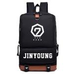 Preorder กระเป๋าสะพายเป้ Jinyonge GOT7 NLB050