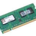 Kingston 512 MB Memory KTT533D2 มือสอง สำหรับเครื่อง Toshiba Notebook