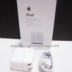 หัวชาร์จ Adapter ipad + USB ชุด 2 ชิ้น (หัว+สายชาร์จ)