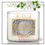 Bath & Body Works Slatkin & Co / Candle 14.5 oz. (Mahogany Teakwood)