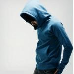 เสื้อ แจ็คเก็ต ผู้ชาย แบบ มีฮู้ด เสื้อกันหนาว แขนยาว เสื้อหมวก ผู้ชาย ซิปหน้า รูดปิดได้ถึงคอ แบบเท่ ๆ 303789