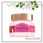 Bath & Body Works / Shea & Fruit Body Soufflé 210 g. (Bourbon Strawberry & Vanilla) *Limited Edition