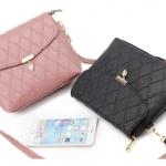 กระเป๋าสะพายข้าง ผู้หญิง ขนาดเล็ก แบบหวาน ๆ ดีไซน์ ลายเส้น สวย วัยรุ่น กระเป๋าขนาดกลาง สะพายใส่ โทรศัพท์ ออกงาน 648700