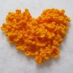 ดอกไม้จิ๋วสีส้ม