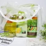 Bath & Body Works / Travel Size Body Care Bundle (Fresh Brazil Citrus) *Limited Edition