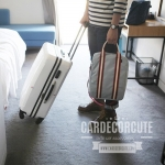 Travel Storage bag - กระเป๋าจัดระเบียบสัมภาระเดินทางถือขึ้นเครื่อง มีช่องสวมกับกระเป๋าเดินทางได้ ใช้สะดวก (2สี)