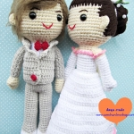 ตุ๊กตาแต่งงาน