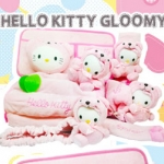 ( ลด 15%) HELLO KITTY - SET 3 : Glooming peace