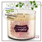 Bath & Body Works Slatkin & Co / Candle 14.5 oz. (A Thousand Wishes) *Winner Awards
