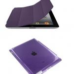 ซื้อ 1 แถม 1 Case iPad 2 iPad 3 iPad 4 แบบ Auto Sleep Smart case มีฟังก์ชั่น แถบแม่เหล็ก ที่ปิด แถมฟรี เคส หลัง สีเดียวกัน no 40290