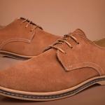 รองเท้าหุ้มส้น ผู้ชาย รองเท้าผู้ชาย แบบเป็นทางการ สไตล์ Oxford แฟชั่นยุโรป สีน้ำตาล อิฐ รองเท้าหนัง มีสไตล์ ใส่ออกงาน เท่ ๆ 17024_3