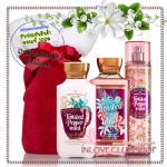 Bath & Body Works / Santa's Picks Gift Kit (Twisted Peppermint) *Limited Edition