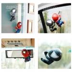 SPIDERMAN-ตุ๊กตาติดกระจกรถยนต์ (2 สี)