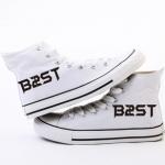รองเท้า Beast สีขาว