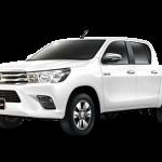 มาเช็คราคารถ Toyota Hilux Revo แต่ละรุ่นกันค่ะ