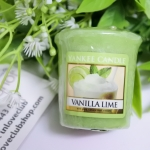 Yankee Candle / Samplers Votives 1.75 oz. (Vanilla Lime)