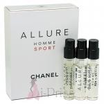 Chanel Allure Homme Sport Perfume Sample Set