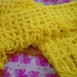 ผ้าพันคอเหลืองๆ