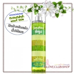 Bath & Body Works / Fragrance Mist 236 ml. (Sunshine Days - Bright Sunflowers) *Limited Edition