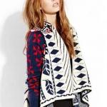 เสื้อกันหนาว ไฮโซ แฟชั่น จาก ยุโรป เสื้อไหมพรม สามารถใส่เป็น เสื้อคลุมได้ แบบไม่ซ้ำ เสื้อกันหนาว แฟชั่น ราคาถูก no 252217
