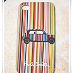 เคส iphone 4 Paul smith ลาย Original
