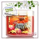 Bath & Body Works Slatkin & Co / Candle 14.5 oz. (Pumpkin Apple)