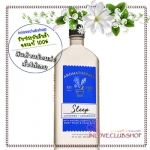 Bath & Body Works Aromatherapy / Body Wash & Foam Bath 295 ml. (Sleep - Lavender & Cedarwood) #NEW