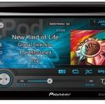 DVD 2DIN PIONEER AVH-1650DVD