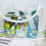 Bath & Body Works / Travel Size Body Care Bundle (Sheer Cotton & Lemonade) *Limited Edition