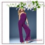Victoria's Secret Pant / Wide-leg Pant (Size L /#Pimento Red)